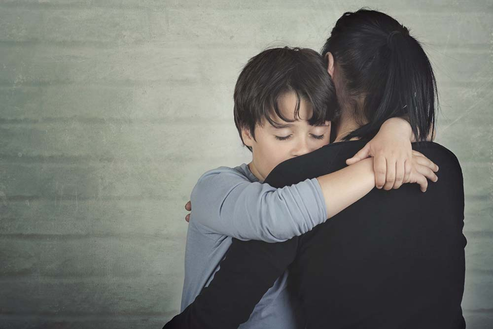 How to Explain the Loss of a Loved One to a Child